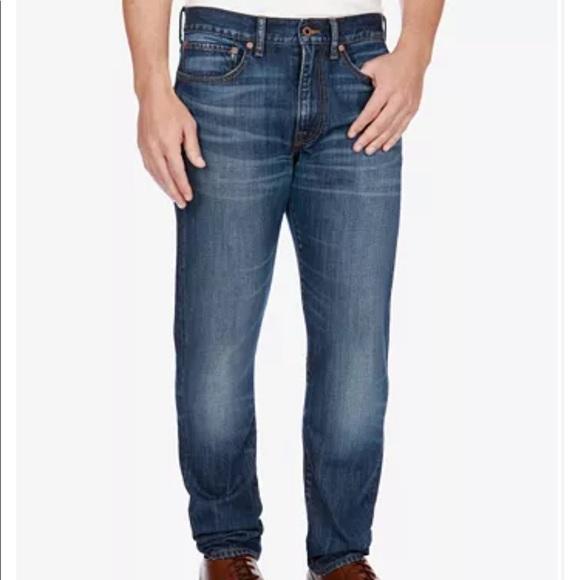 Lucky Brand 121 Heritage Slim Jeans 34x36